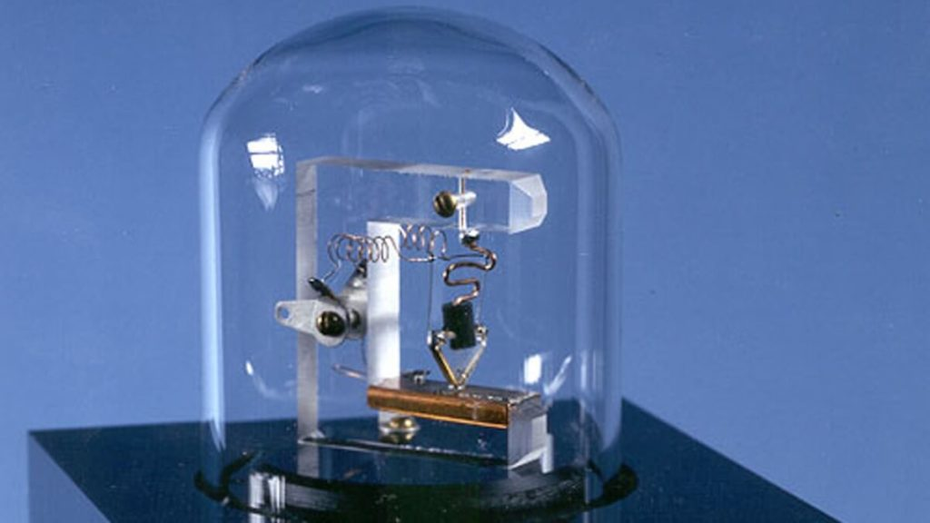 Transistor Invented by Bell