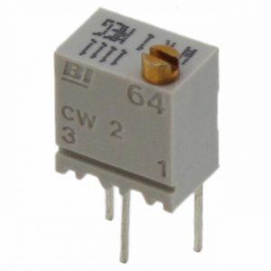 BI Technologies / TT Electronics 64WR500KLF