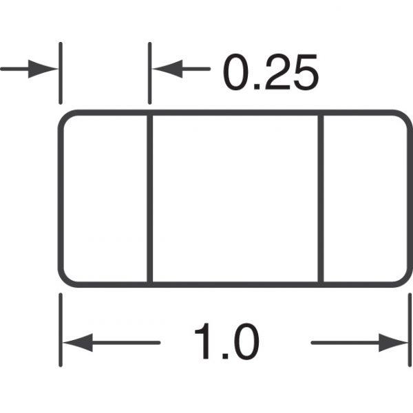 Murata Electronics BLM15HG601SN1D
