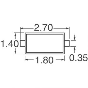 Diodes Incorporated BZT52C24S-7-F