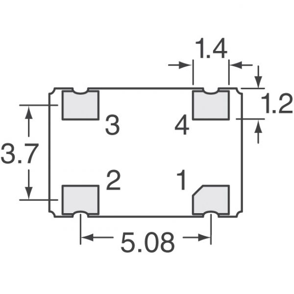 CTS Electronic Components CB3LV-5I-16M0000