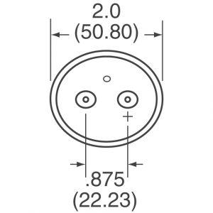 Cornell Dubilier Electronics CGS962U050V4C