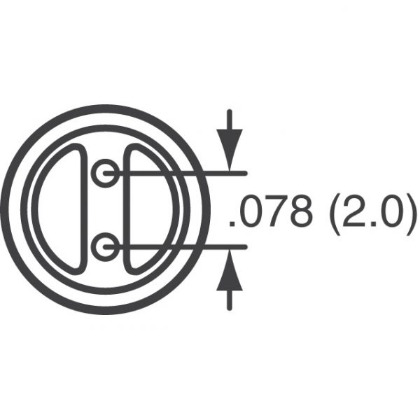 Nippon Chemi-Con ESMG500ELL2R2ME11D