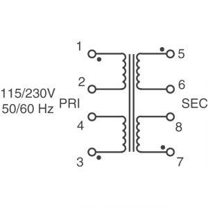 Triad Magnetics FP24-250