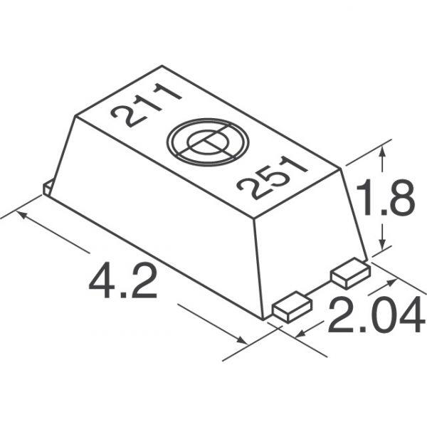 Omron G3VM-41LR5(TR10)