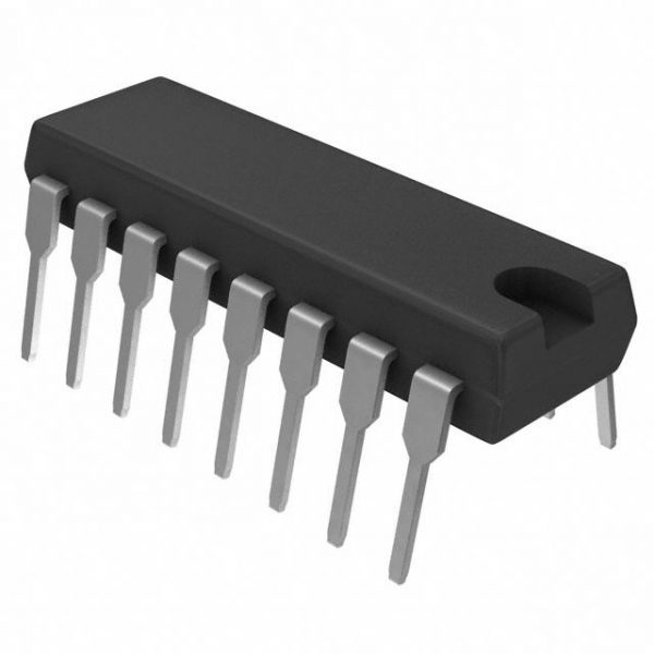 AMI Semiconductor / ON Semiconductor DM74AS157N