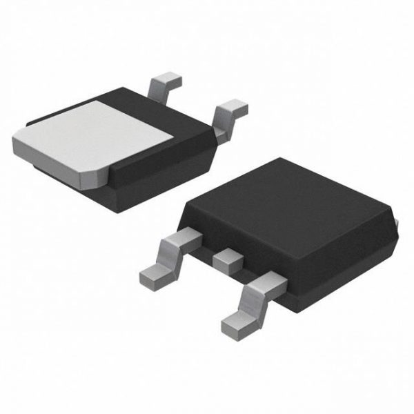 AMI Semiconductor / ON Semiconductor MLD1N06CLT4
