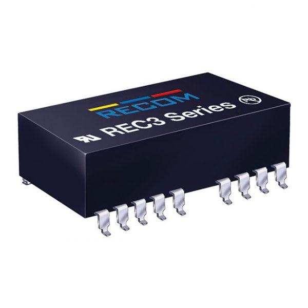 RECOM Power REC3-2415DRWZ/H/B/M/SMD