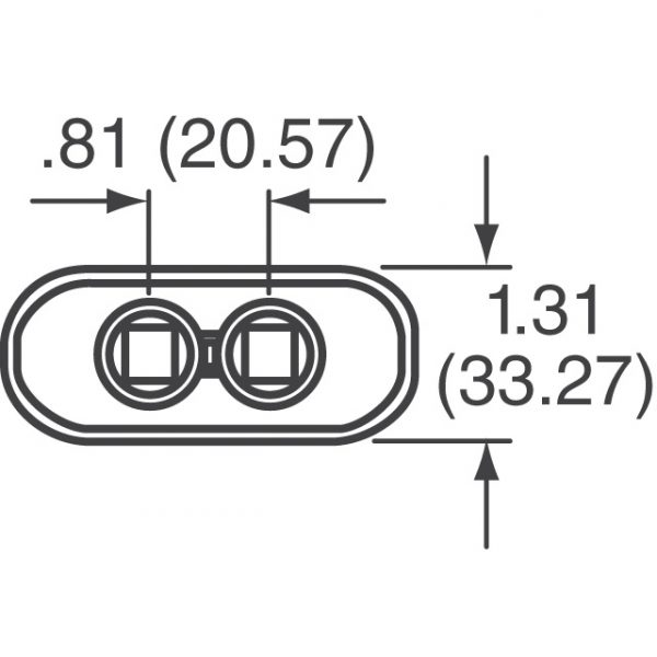 Cornell Dubilier Electronics SFA66S3K288B-F