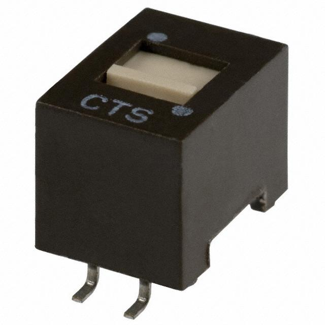CTS Electronic Components 204-121LPST
