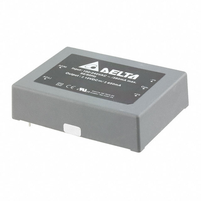 Delta Electronics AA15D0512A