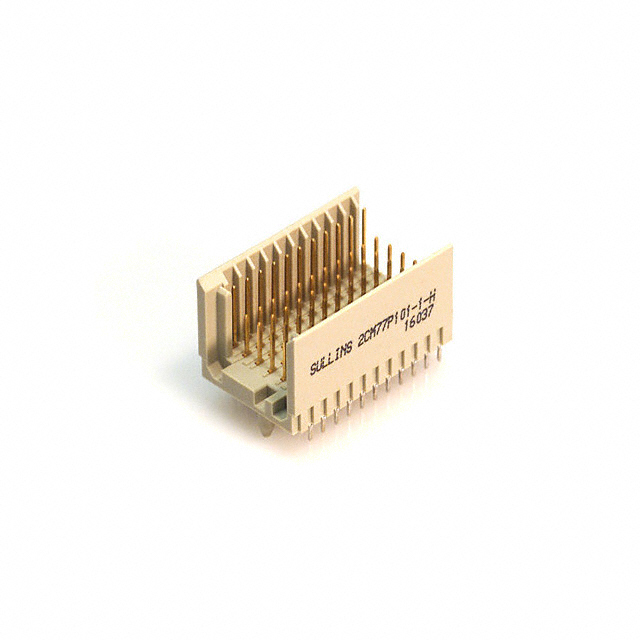 Sullins Connector Solutions 2CM77P1001-1-H