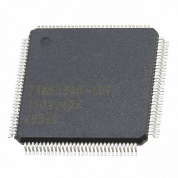 Maxim Integrated 71M6534H-IGT/F