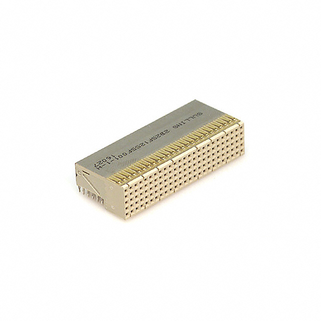 Sullins Connector Solutions 2B25F1255F001-1-H